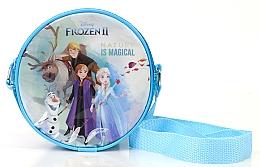 Духи, Парфюмерия, косметика Набор косметики в круглой сумочке - Markwins Frozen