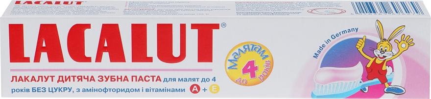 """Зубная паста для детей """"Baby"""" - Lacalut"""