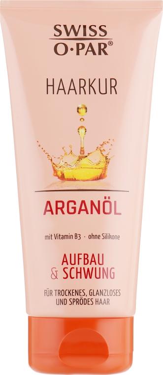 Маска для волос с аргановым маслом - Swiss-o-Par Haarkur Arganol