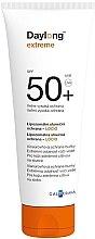 Духи, Парфюмерия, косметика Солнцезащитный лосьон для лица для чувствительной кожи SPF50 - Daylong Extreme Lotion SPF50
