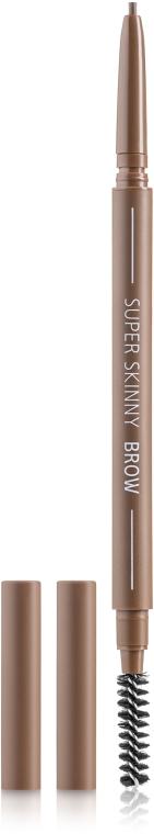 Гелевий олівець для брів - Missha Super Skinny Brow — фото N1