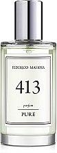 Духи, Парфюмерия, косметика Federico Mahora Pure 413 - Духи (тестер с крышечкой)