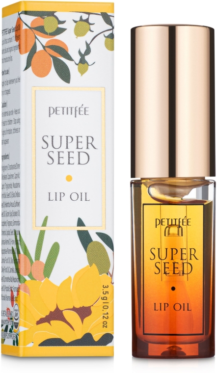 Масло для губ - Petitfee&Koelf Super Seed Lip Oil