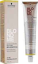 Духи, Парфюмерия, косметика Бондинг-крем для мелирования волос - Schwarzkopf Professional Blondme Bond Enforcing Blonde Hi-Lighting