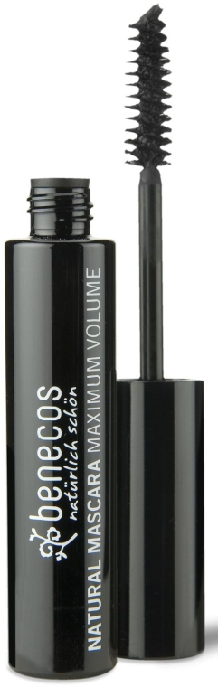 Тушь для ресниц - Benecos Maximum Volume Mascara