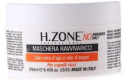 Духи, Парфюмерия, косметика Маска для ломких волос - H.Zone Masque Revivant