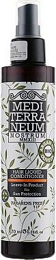 Кондиционер-спрей с защитой от солнца - Mediterraneum Nostrum Hair Liquid Leave-in Conditioner