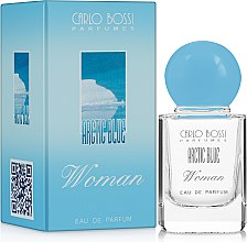 Духи, Парфюмерия, косметика Carlo Bossi Arctic Blue Woman - Парфюмированная вода (миниатюра)