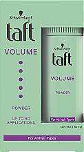 "Стайлинг-пудра для волос ""Объем"" - Taft True Volume 3 — фото N2"