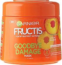 """Духи, Парфюмерия, косметика Маска для волос """"Прощай повреждение"""" - Garnier Fructis Good Bye Damage Hair Mask"""