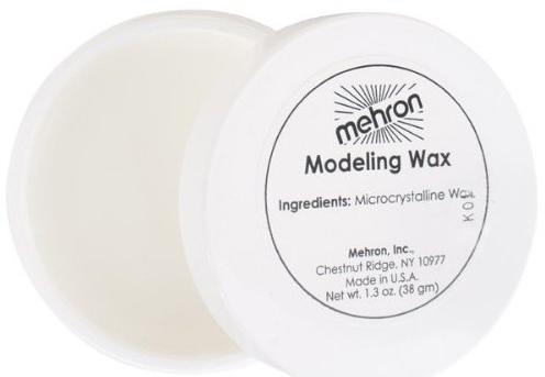 Воск для моделирования - Mehron Modeling Wax