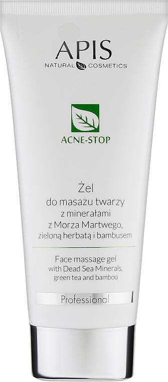 Гель для массажа лица - APIS Professional Face Massage Gel