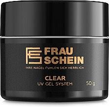 Духи, Парфюмерия, косметика Гель для наращивания, 50 г - Frau Schein Clear UV Gel System