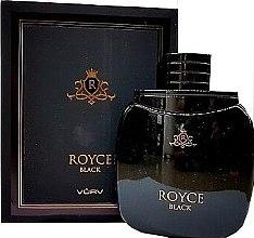Духи, Парфюмерия, косметика Vurv Royce Black - Парфюмированная вода