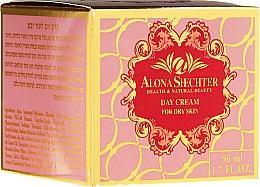 Духи, Парфюмерия, косметика Дневной крем для сухой кожи лица - Alona Shechter Day Cream For Dry Skin