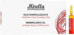 Духи, Парфюмерия, косметика Минерализированное масло для волос - Mirella