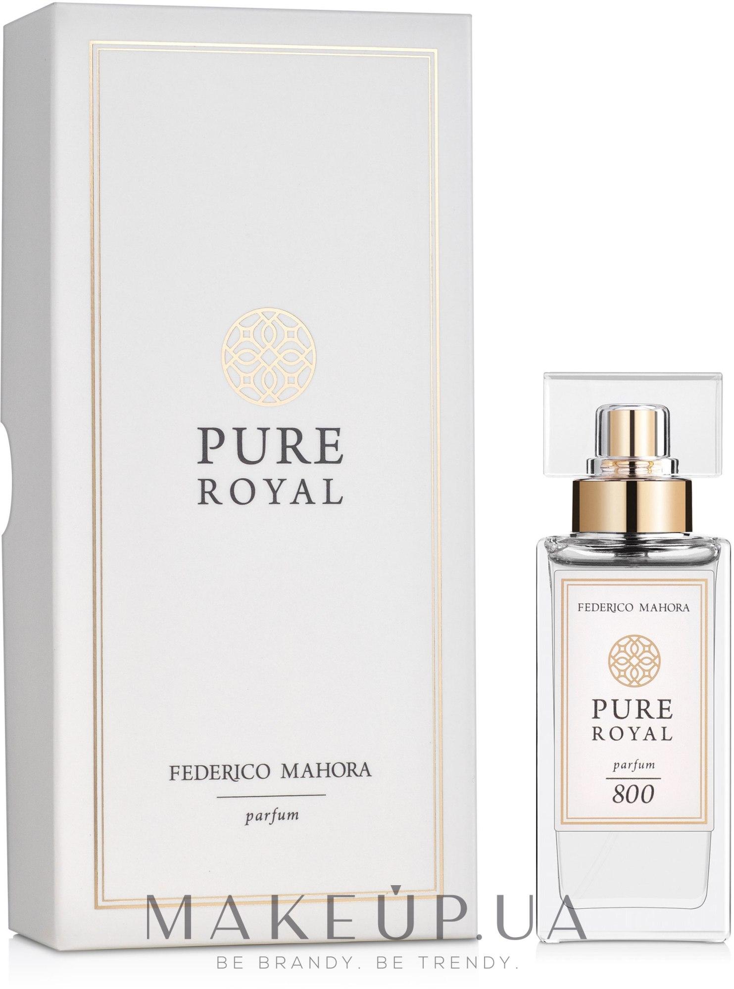 Federico Mahora Pure Royal 800 - Духи — фото 50ml