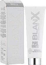 Духи, Парфюмерия, косметика Зубная паста «Pure White» - Blanx Pro Pure White Toothpaste