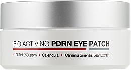 Духи, Парфюмерия, косметика Патчи под глаза с полинуклеотидами - Dermaline Bio Activing PDRN Eye patch