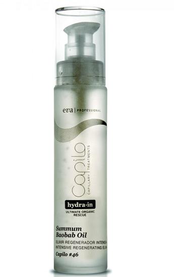 Интенсивное масло для волос восстанавливающее - Eva Professional Capilo Summum Baobab Oil #46