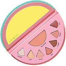 Духи, Парфюмерия, косметика Палетка для макияжа - Tarte Cosmetics Sugar Rush Sweet Slice Eye & Cheek Palette