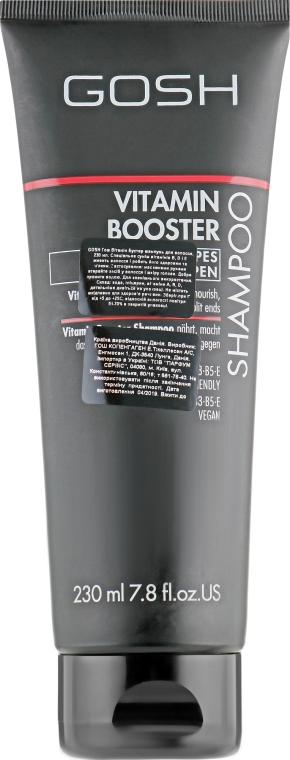 Шампунь для волос - Gosh Copenhagen Vitamin Booster Shampoo