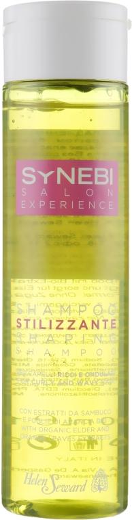 Шампунь стилизирующий для вьющихся и волнистых волос - Helen Seward Shampoo