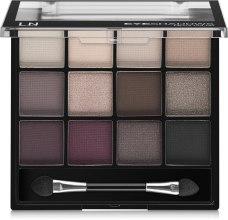 Парфумерія, косметика Палетка тіней для повік - LN Professional Mega Color Eyeshadows Kit
