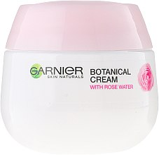 Крем для лица - Garnier Skin Naturals Botanical Rose Water — фото N2