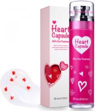 Духи, Парфюмерия, косметика Капсульная сыворотка 3 в 1 - SeaNtree All in one Treatment Heart Capsule