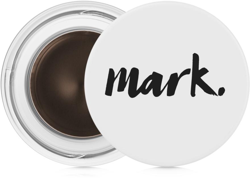 Подводка для дизайна бровей водостойкая - Avon Mark Perfect Brow Gel Pot