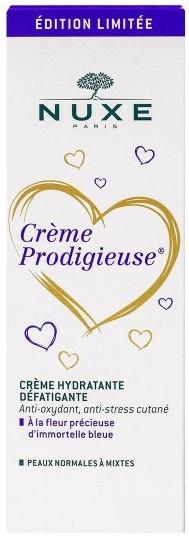 Чудесный крем для нормальной и комбинированной кожи - Nuxe Creme Prodigieuse Anti-Fatigue Moisturizing Cream Edition Limitee
