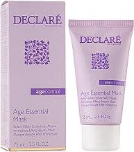 Духи, Парфюмерия, косметика Антивозрастная маска мгновенного действия - Declare Age Control Age Essential Mask
