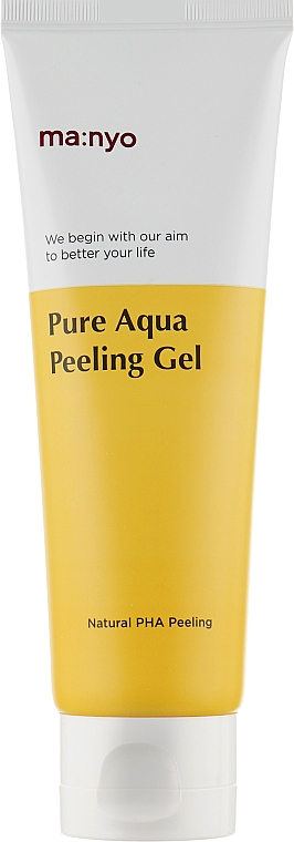 Пилинг-гель с PHA-кислотой для сияния кожи - Manyo Pure Aqua Peel