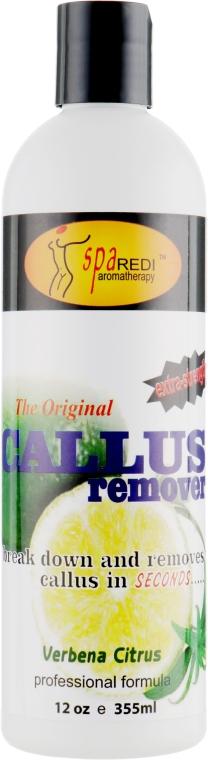 Средство для удаления ороговевшей кожи стоп - SpaRedi Callus Remover