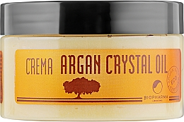 """Духи, Парфюмерия, косметика Маска для волос """"Аргановое масло"""" - Biopharma Argan Crystal Oil Mask"""
