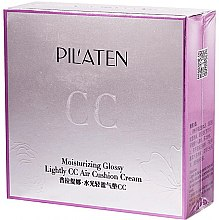 Духи, Парфюмерия, косметика СС-крем - Pil'aten Moisturising Glossy CC Air Cushion Cream