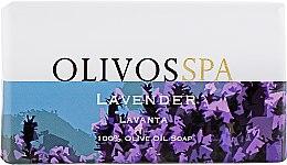 "Духи, Парфюмерия, косметика Натуральное оливковое мыло ""Лаванда"" - Olivos Spa Relaxing Lavender"