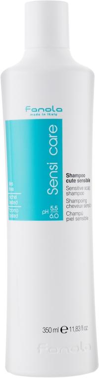 Шампунь для чувствительной кожи головы и волос - Fanola Sensi Therapy Sensitive Scalp Shampoo