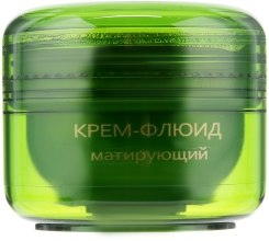 Духи, Парфюмерия, косметика Крем-флюид дневной матирующий для жирной кожи - Liv Delano Green Style Day Cream
