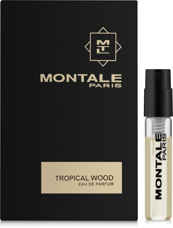 Montale Tropical Wood - Парфюмированная вода (пробник)