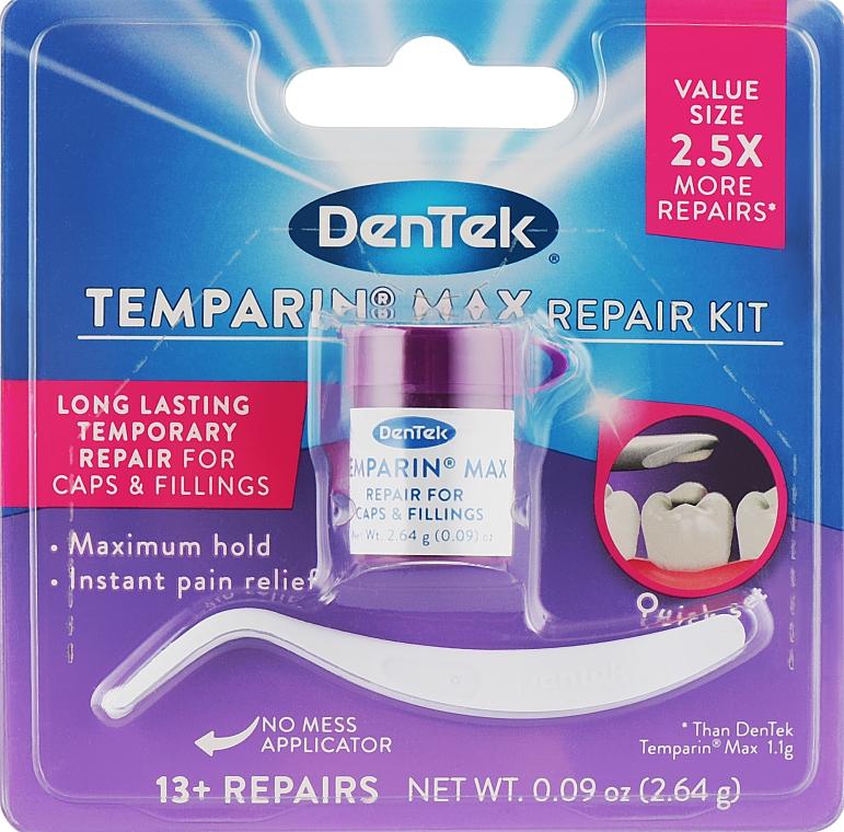 Восстановление выпавших пломб, коронок или вкладок - DenTek Temparin Max