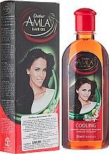 Духи, Парфюмерия, косметика Масло для волос охлаждающее - Dabur Amla Cooling Oil