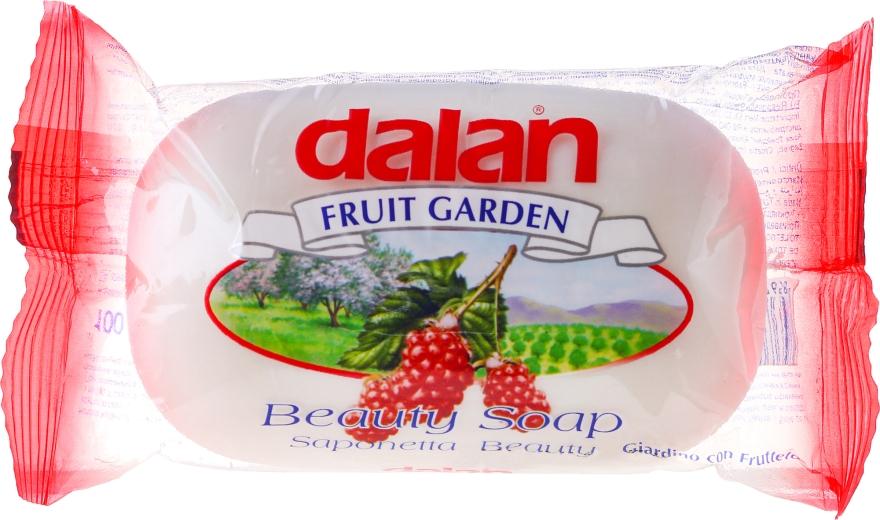 """Туалетное мыло """"Фруктовый сад"""" - Dalan Beauty Soap"""