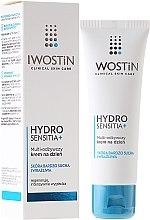 Духи, Парфюмерия, косметика Многоразовый дневной крем - Iwostin Hydro Sensitia+ Intensive Day Cream