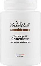 "Духи, Парфюмерия, косметика Гипсовая термомоделирующая маска ""Шоколад"" - Beautyhall Algo Thermic Mask Chocolate"