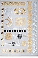 Духи, Парфюмерия, косметика Стикер-тату, 21х14.8см, YH-082 - Omkara