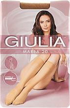 "Духи, Парфюмерия, косметика Гольфы для женщин ""Marea Gambaletto"" 20 Den, daino - Giulia"