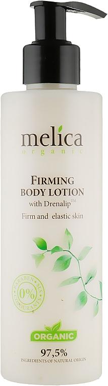 Молочко для тела с Drenalip TM - Melica Organic Firming Body Lotion