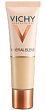 Тональный крем увлажняющий - Vichy Mineralblend Cream — фото N1